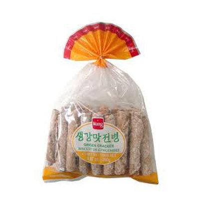 생강맛 전병 / Ginger Flavored Korean Cracker