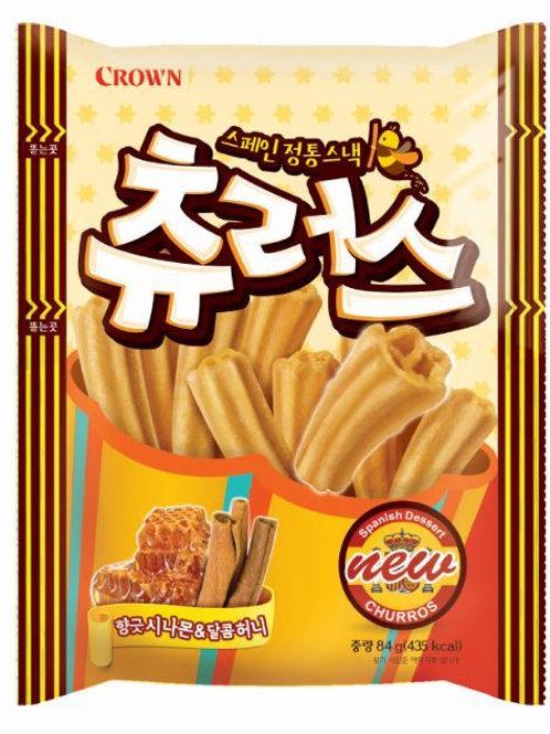 크라운 츄러스 / Churros Snack