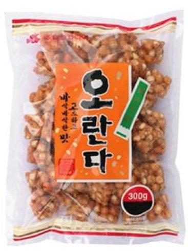 오란다 / Korean Pumpkin Biscuit
