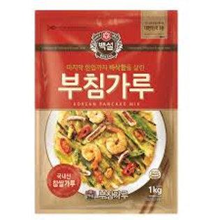 1kg 백설 부침 가루 / Korean Pancake Mix (1kg)