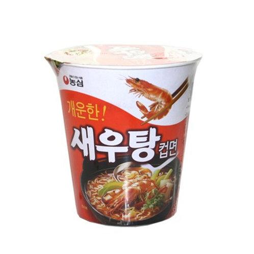 67 g | 농심 | 새우탕컵