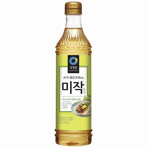 830ml 청정원미작/MIJAK Cooking Wine