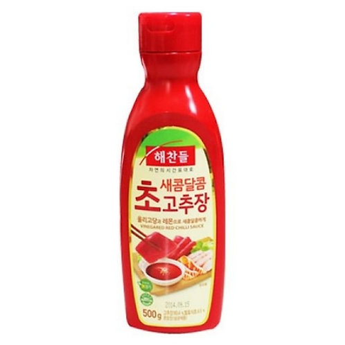 300g 새콤달콤 초고추장 / Vinegar Added Hot Pepper Paste
