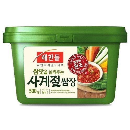 500 g | 해찬들 | 쌈장 | Seasoned Soybean Paste
