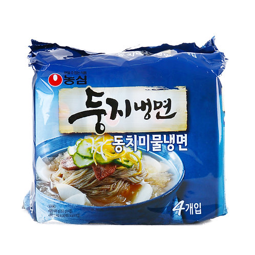 632g 둥지냉면/Authentic Korean Cold Noodles In Beef Broth
