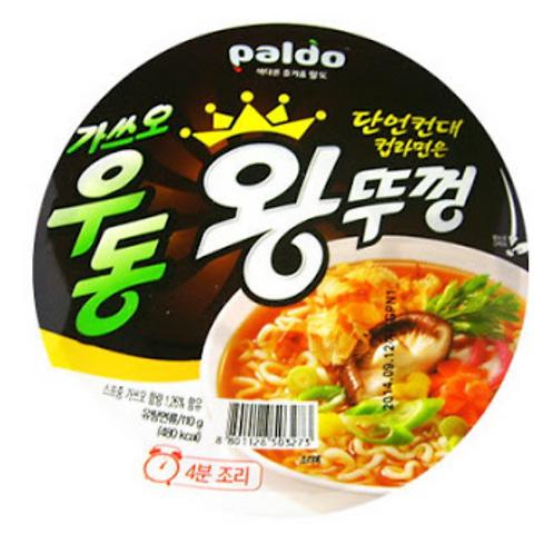 110g 가쓰오 우동 왕뚜껑 / Udon King Cup