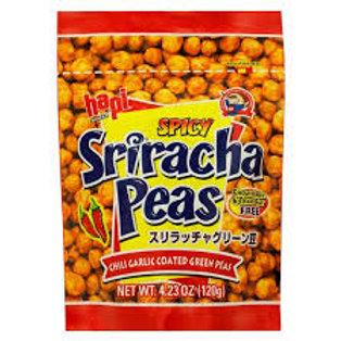 120 g   Spicy Sriracha Peas