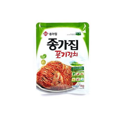 종가집 포기 김치 / Chongga Cabbage Kimchi (Uncut/whole)