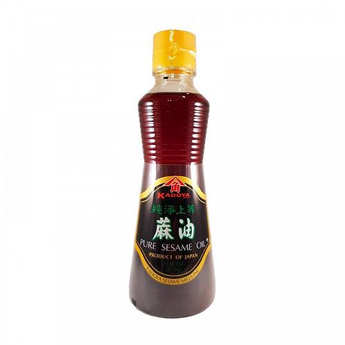 327ml Kadoya 참기름 / Kadoya Sesame Oil