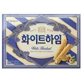 284g 화이트하임 / Korean Wafer With White Hazelnut