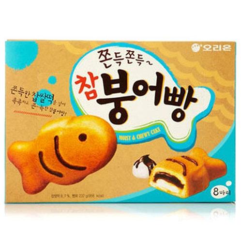 232 g | 오리온 | 참붕어빵 | Fish Shape Biscuit