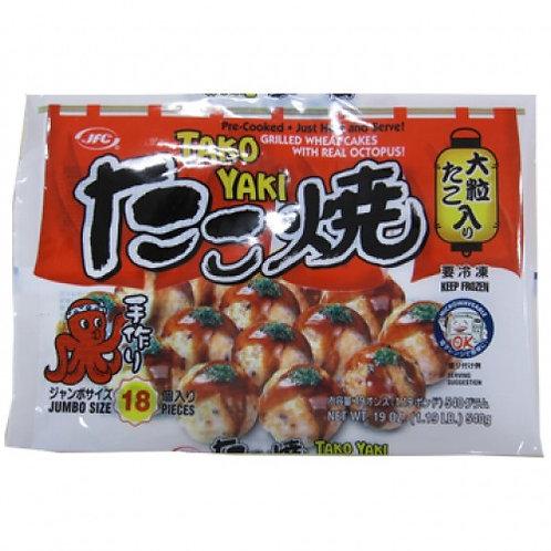 타코야끼 / Takoyaki