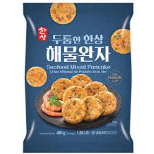 480g해물완자/Seafood Mixed Pancake