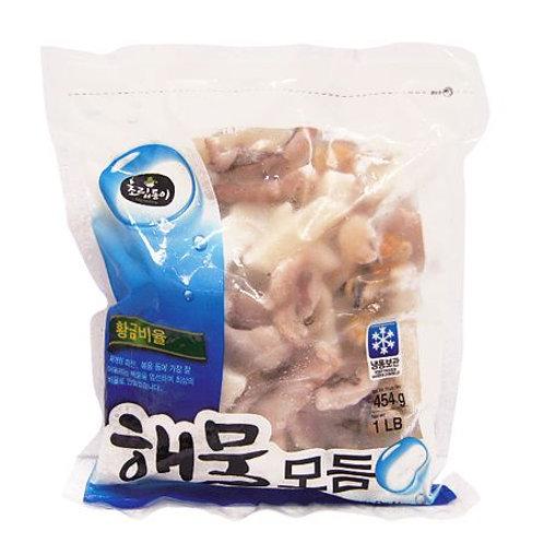 황금비율 해물모듬 / Assorted Seafood Mix