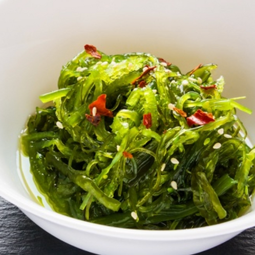 8oz 와카메 샐러드 / Home Made Wakame Salad