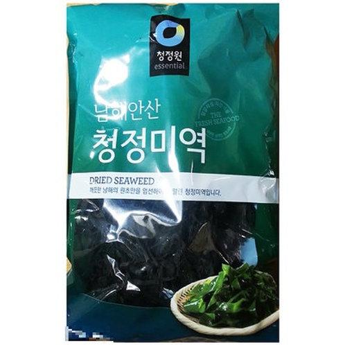 100 g | 대상 | 남해안산 청정미역 | Dried Seaweed