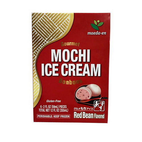 341 g | Maeda En Ice Cream Mochi Red Bean