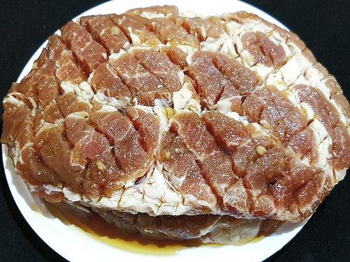 2 lb | 알심카피콜라 돼지갈비 | Dwaeji-Galbi | 烤豬排