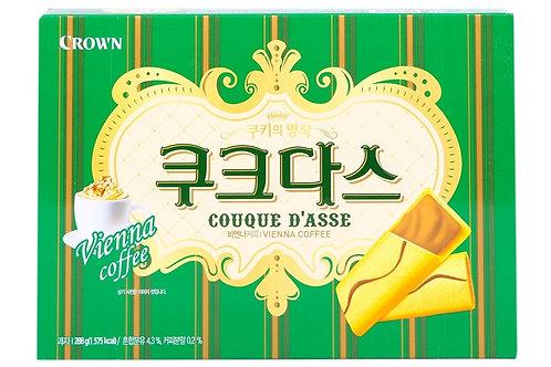 쿠크다스 커피 Soft Biscuit with Coffee Cream 288g
