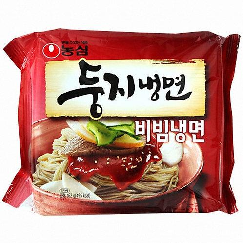 636g 둥지 비빔냉면 4팩/ Authentic Korean Cold Noodles With Chilli Sauce