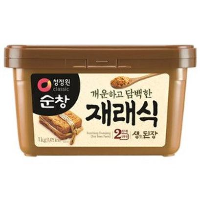 1kg 순창 재래식된장  / Soybean Paste