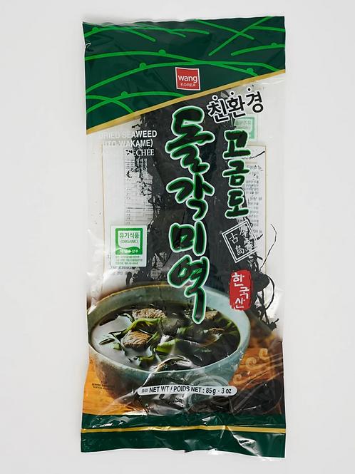 친환경 고금도 돌각미역 Organic Dried Seaweed 85g