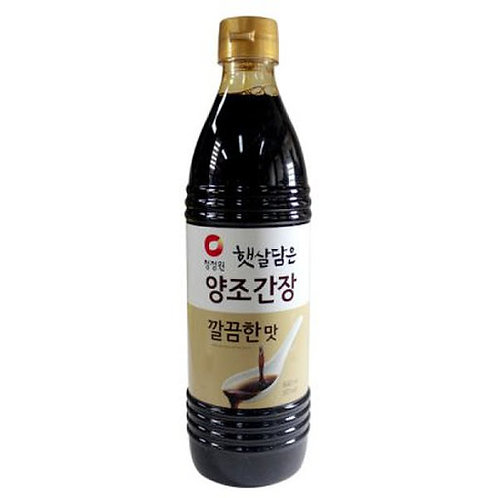 840ml 청정원 양조간장/Soy Sauce Naturally Brewed