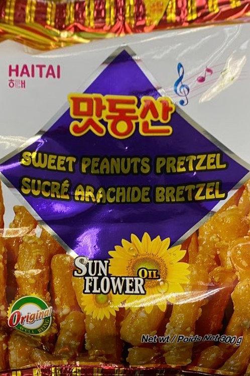 300g 맛동산 / Sweet Peanut Pretzel