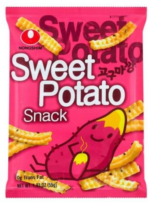 55g 고구마깡 / SweetPotato Snack