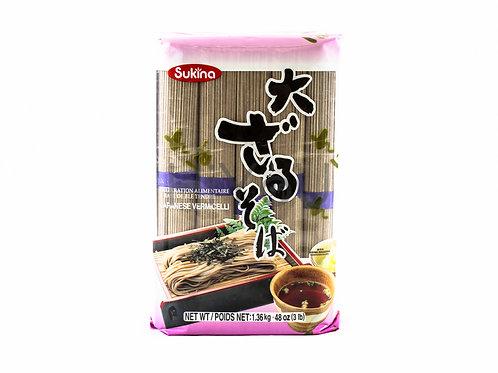 일본 메밀면 Japanese Vermicelli Buckwheat 1.36kg