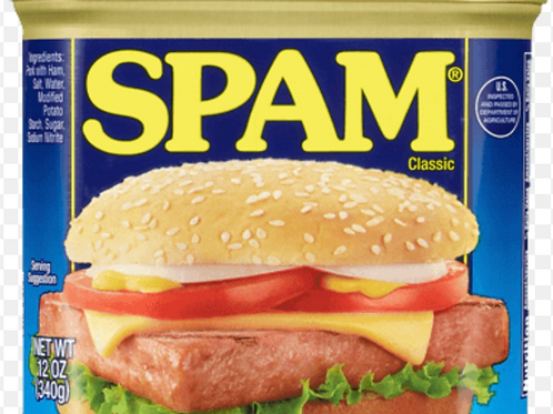 340g Spam Canned Meat Varieties & Snack Flavours