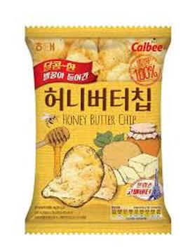 60g 허니버터칩 / Honey Butter Chip