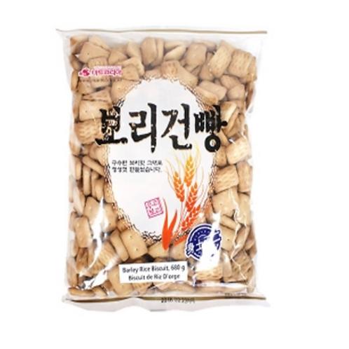 630g 보리건빵 / Barley Biscuit