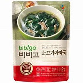 500g 비비고 미역국/bibigo seaweed soup