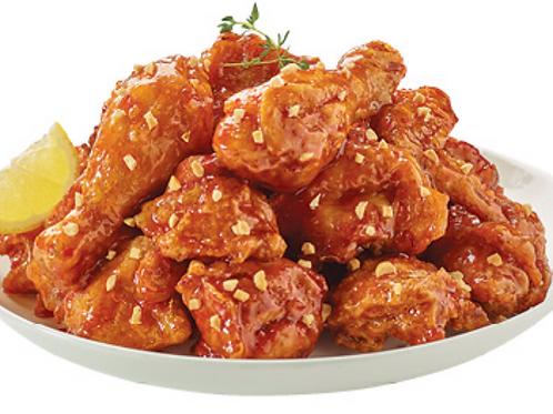 Sweet & Spicy Chicken 양념 치킨