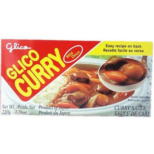 220g Glico Curry (Mild)