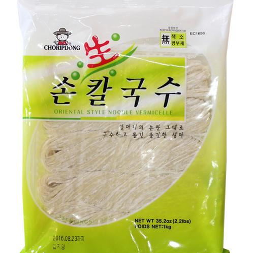 1kg 초립동이 손칼국수 / Fresh Noodle