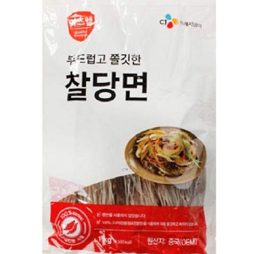 1kg 이츠웰 찰당면 / Korean Glass Noodle