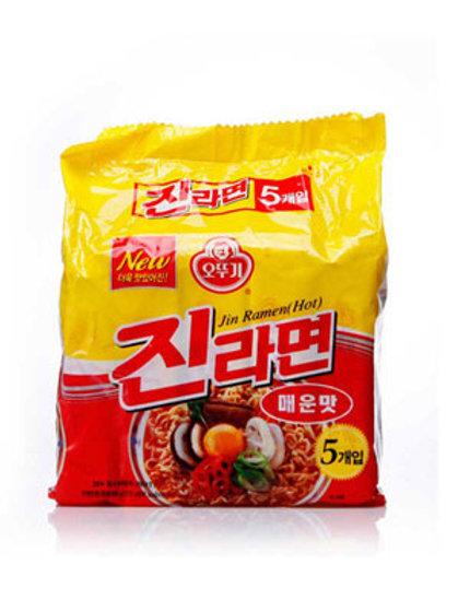 600g 진라면 매운맛/ Ottogi Jin Ramen (Spicy)
