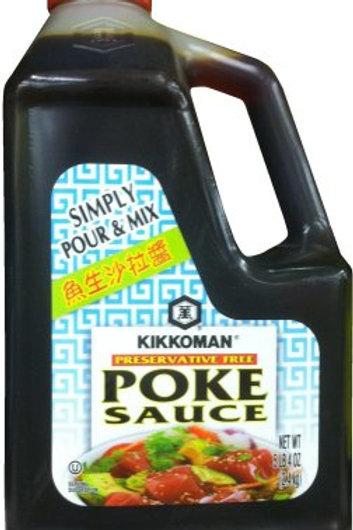 2.4kg Kikkoman Poke Sauce