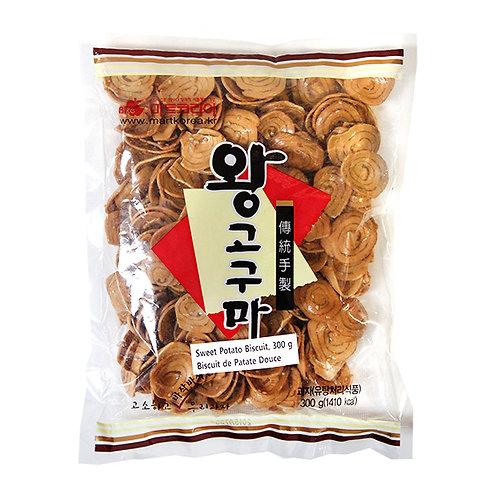 왕고구마 Korean Sweet Potato Biscuit