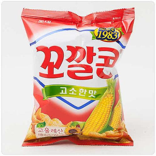 꼬깔콘 고소한만 / Corn Chip Original