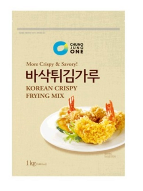 1kg 튀김가루 / Korean Crispy Frying Mix