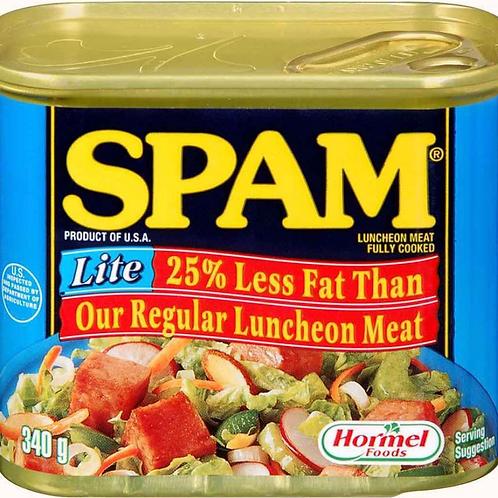 340g 스팸 라이트 / Spam LiteLuncheon Meat