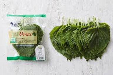 Fresh 추부깻잎/ Perilla Leaves