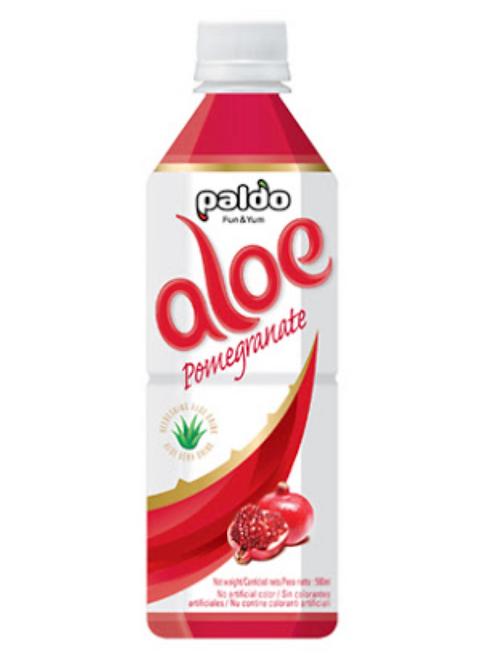 500mL 알로에 석류 / Aloe Pomegranate
