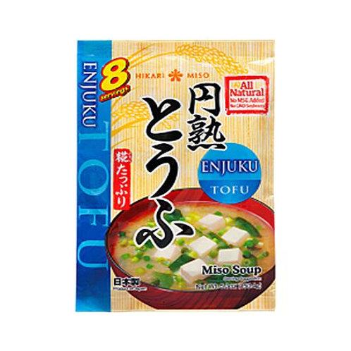 153.6g Enjuku Tofu Miso Soup