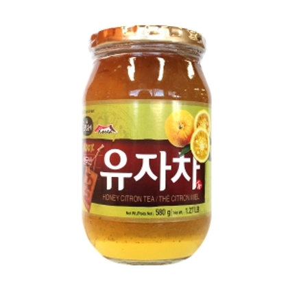 580g 초립동 유자차/ Choripdong Honey Citron Tea