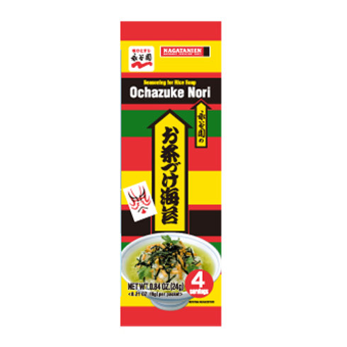 24g Ochazuke Nori (Seasoning for Rice Soup)