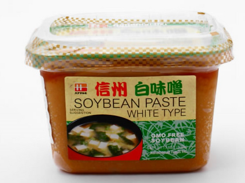 500g Hanamaruki Soybean Paste White Type